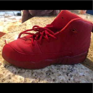 Kids Jordan retro 12's